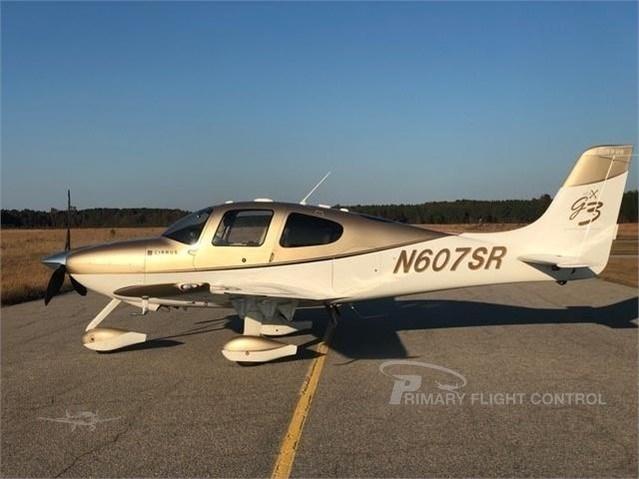 Airplane For Sale - 2007 Cirrus SR22 G3 GTS